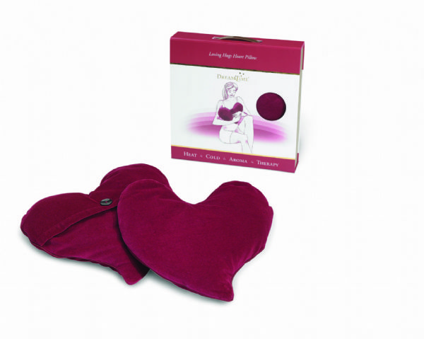 DreamTime Loving Hugs Heart Pillow